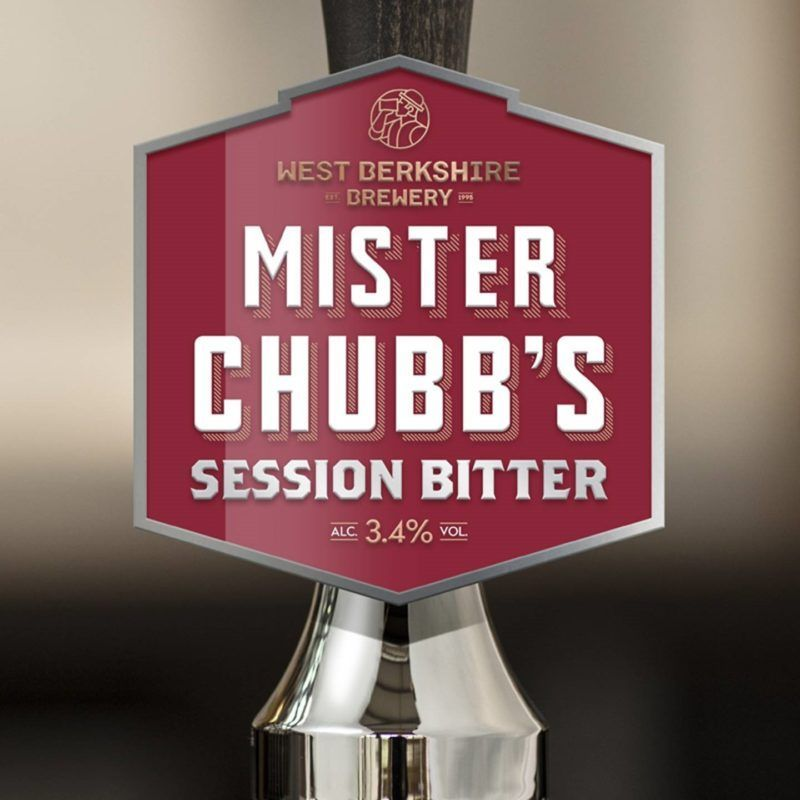 Mister Chubb's Session Bitter