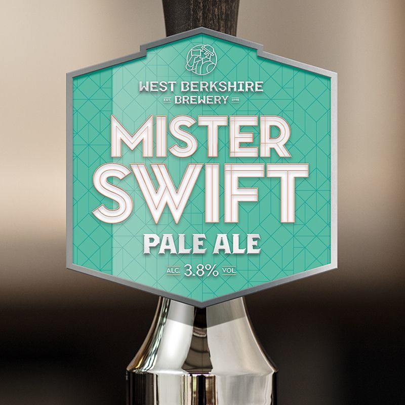 Mister Swift Pale Ale