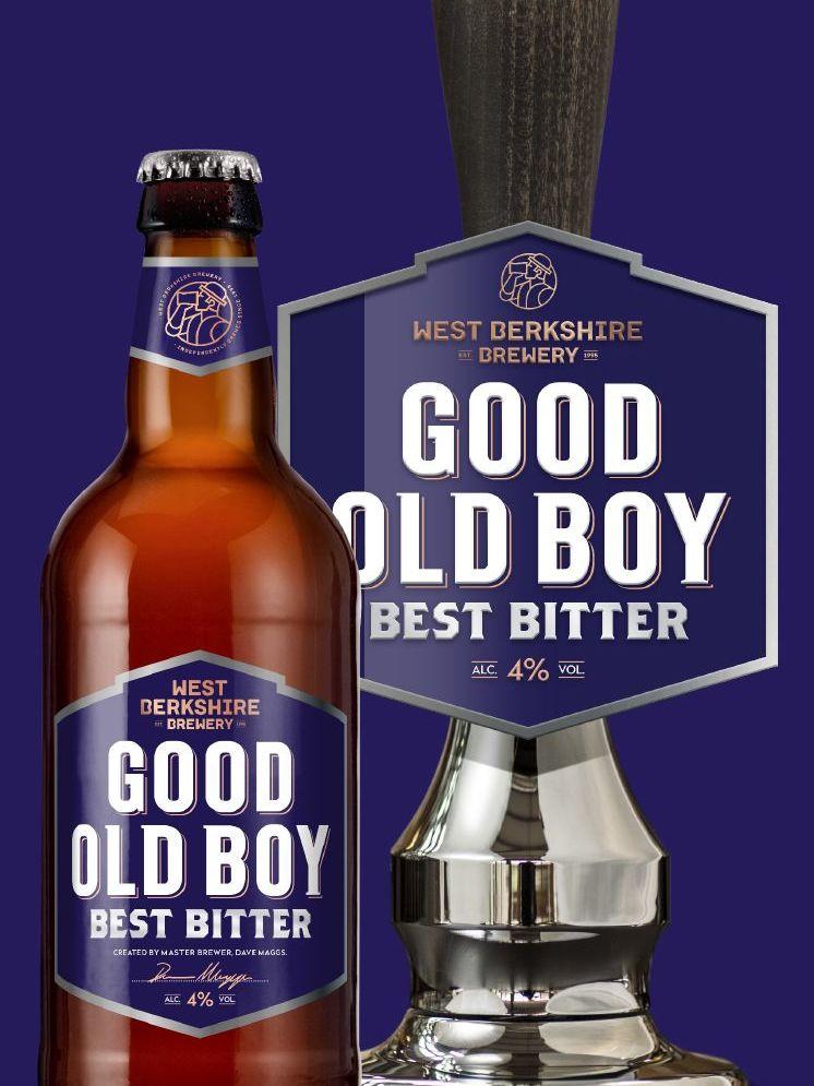 Good Old Boy Best Bitter