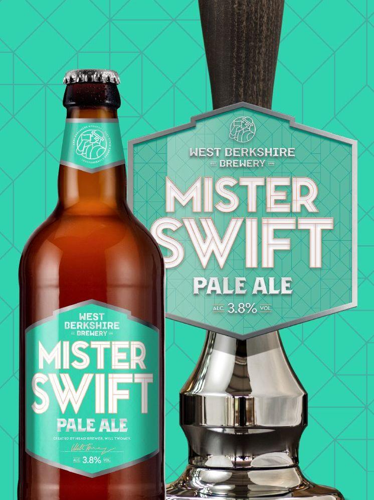 Mister Swift Pale Ale