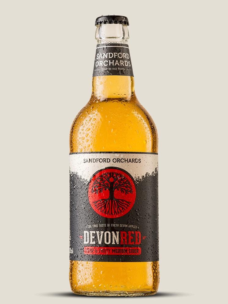 Devon Red Sandford Orchards