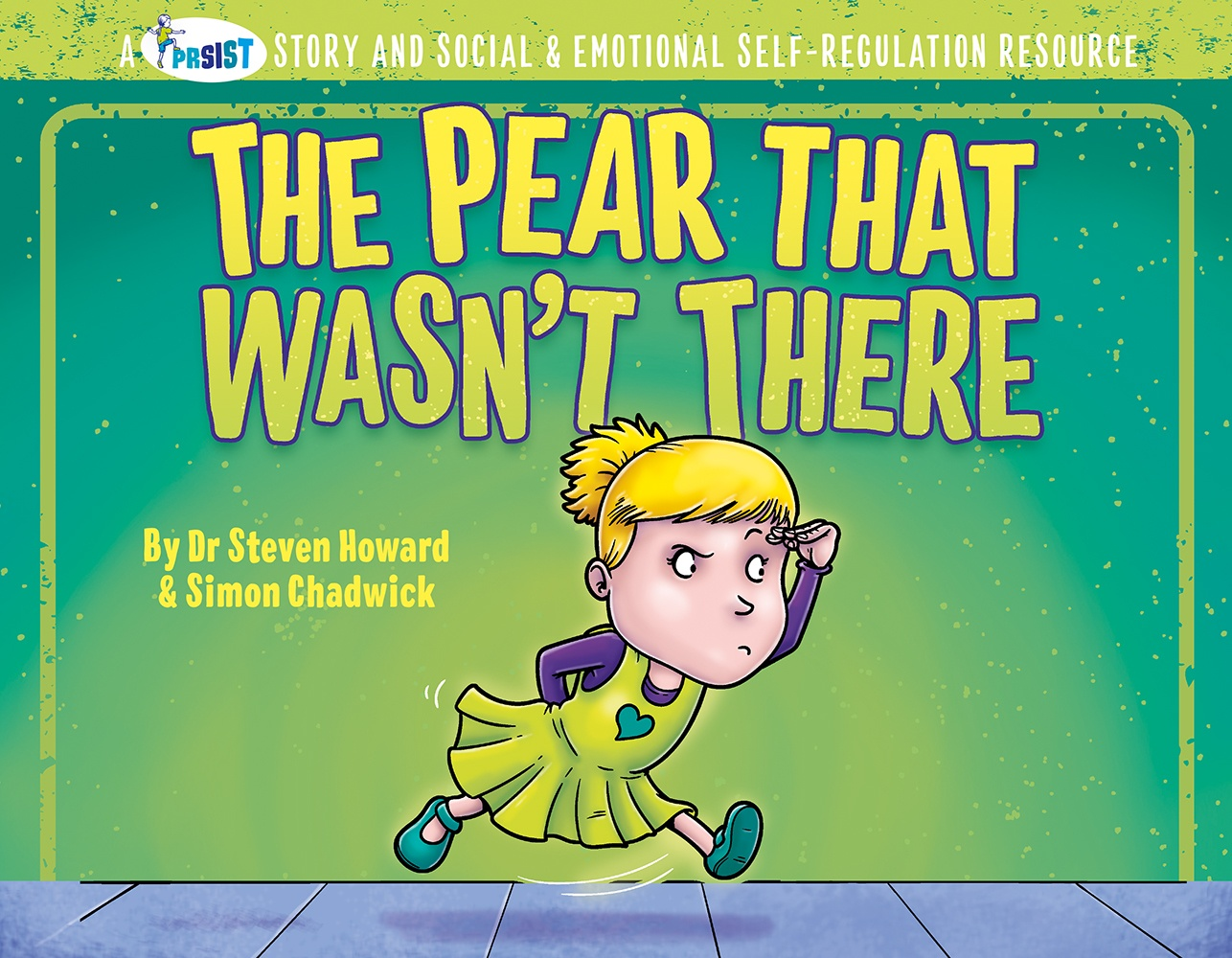 Cover for The Pear That Wasn't There from Ceratopia Books, a PRSIST book