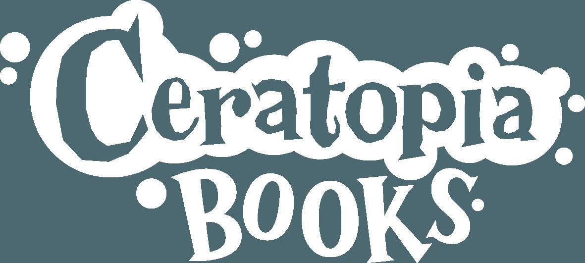 Ceratopia Books logo