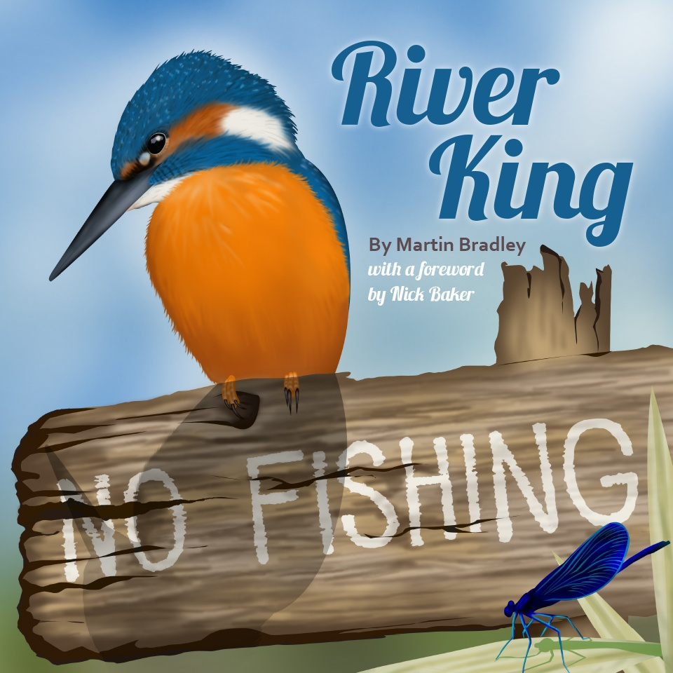 Cover for River King from Ceratopia Books