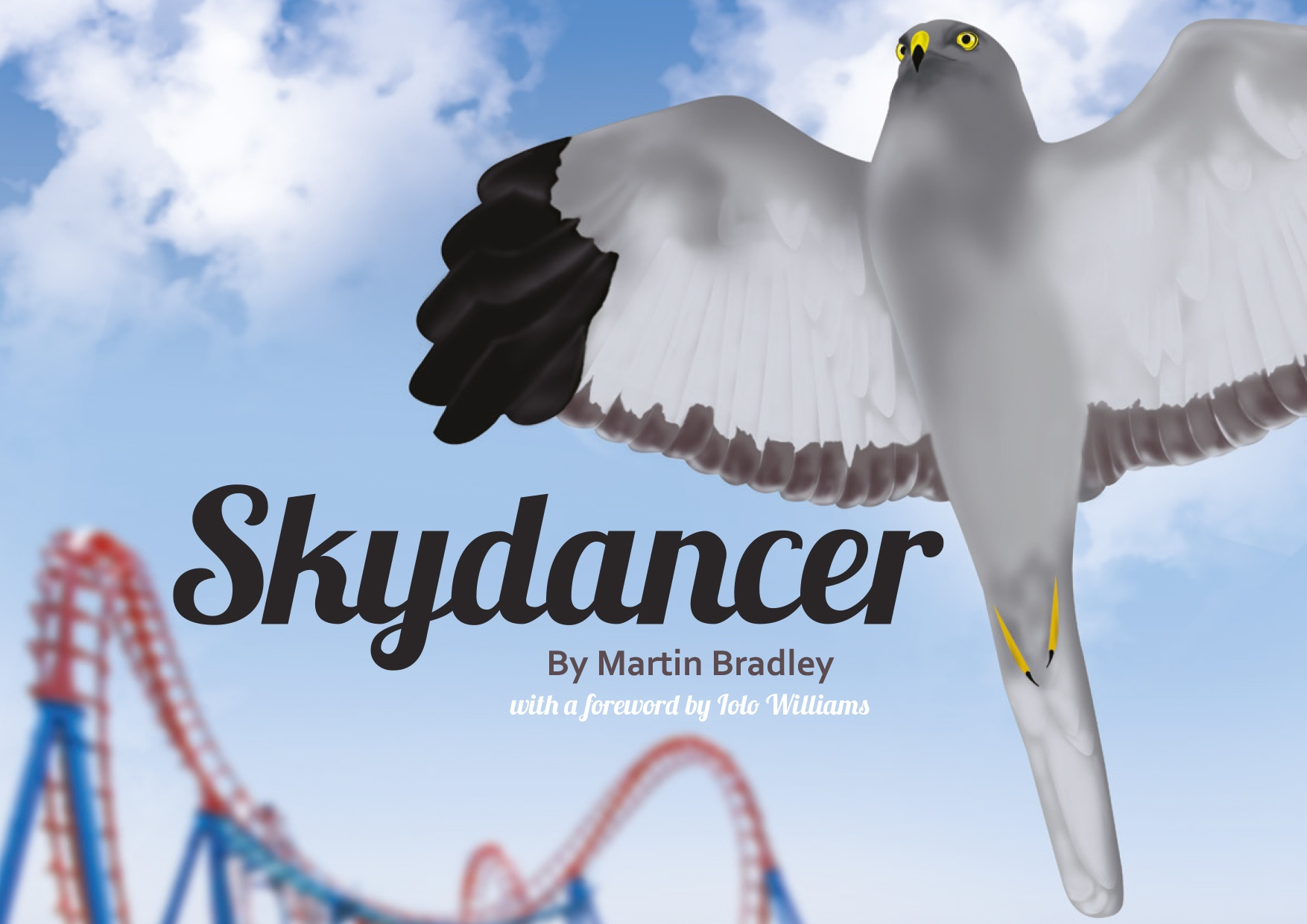 Cover for Skydancer