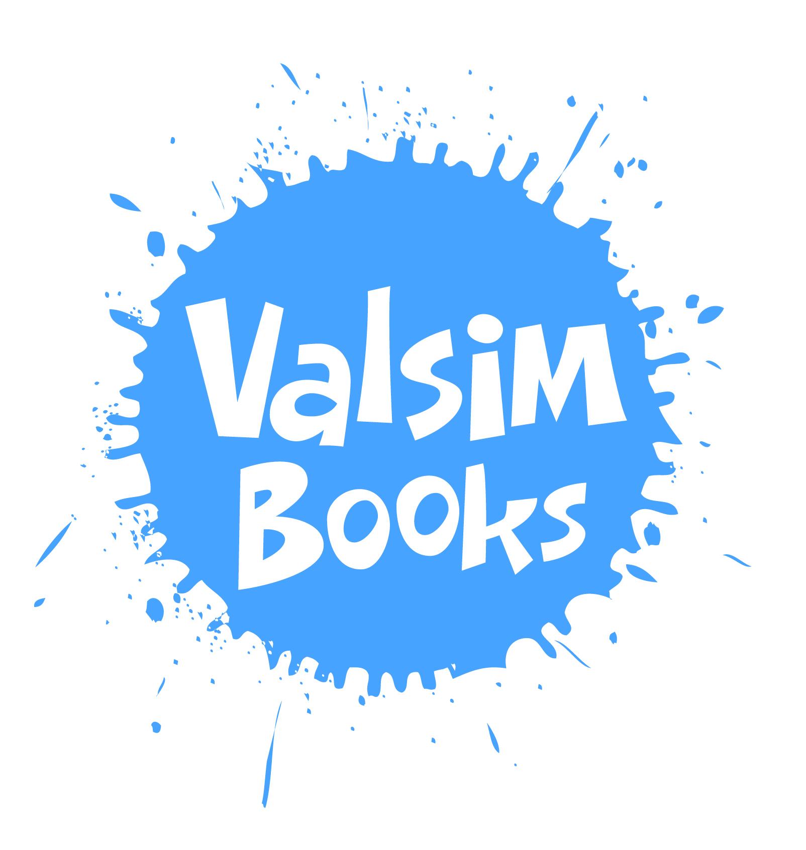Valsim Books logo