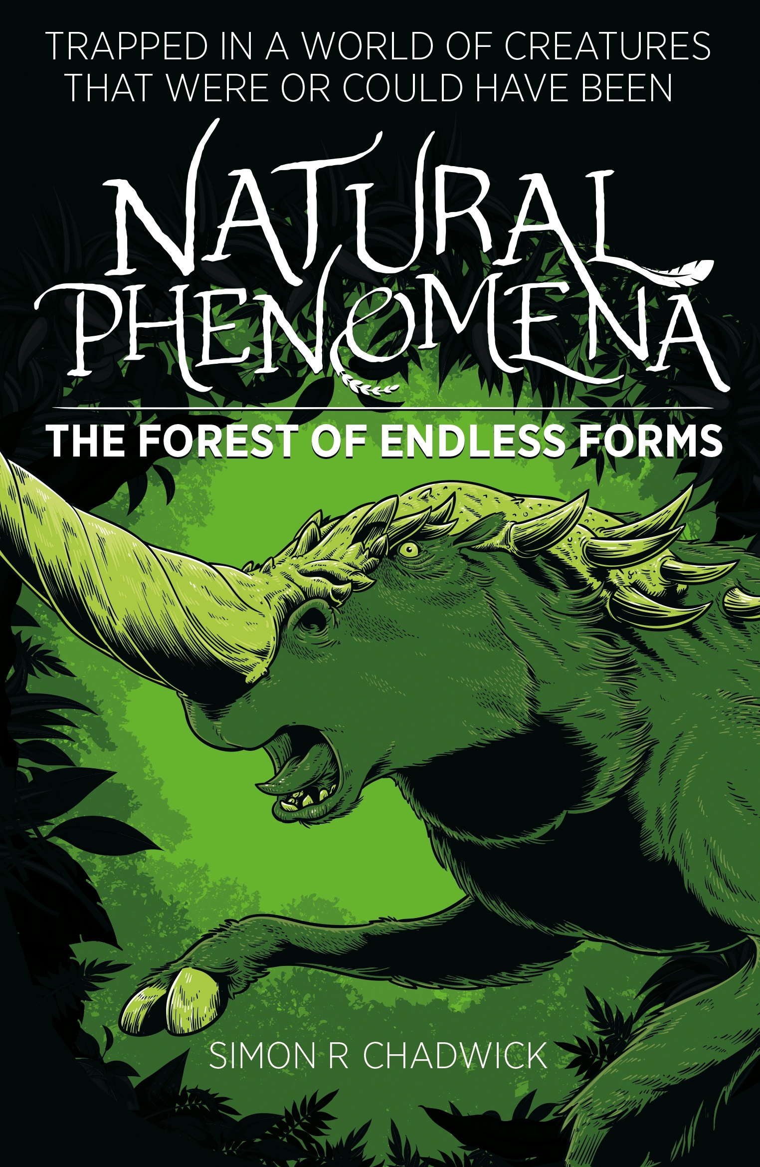 Cover to Natural Phenomena: The Forest Of Endless Forms