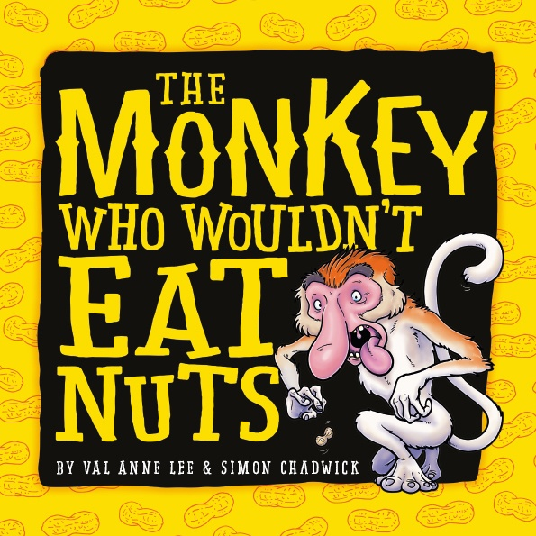 Review of The Monkey Who Wouldn't Eat Nuts
