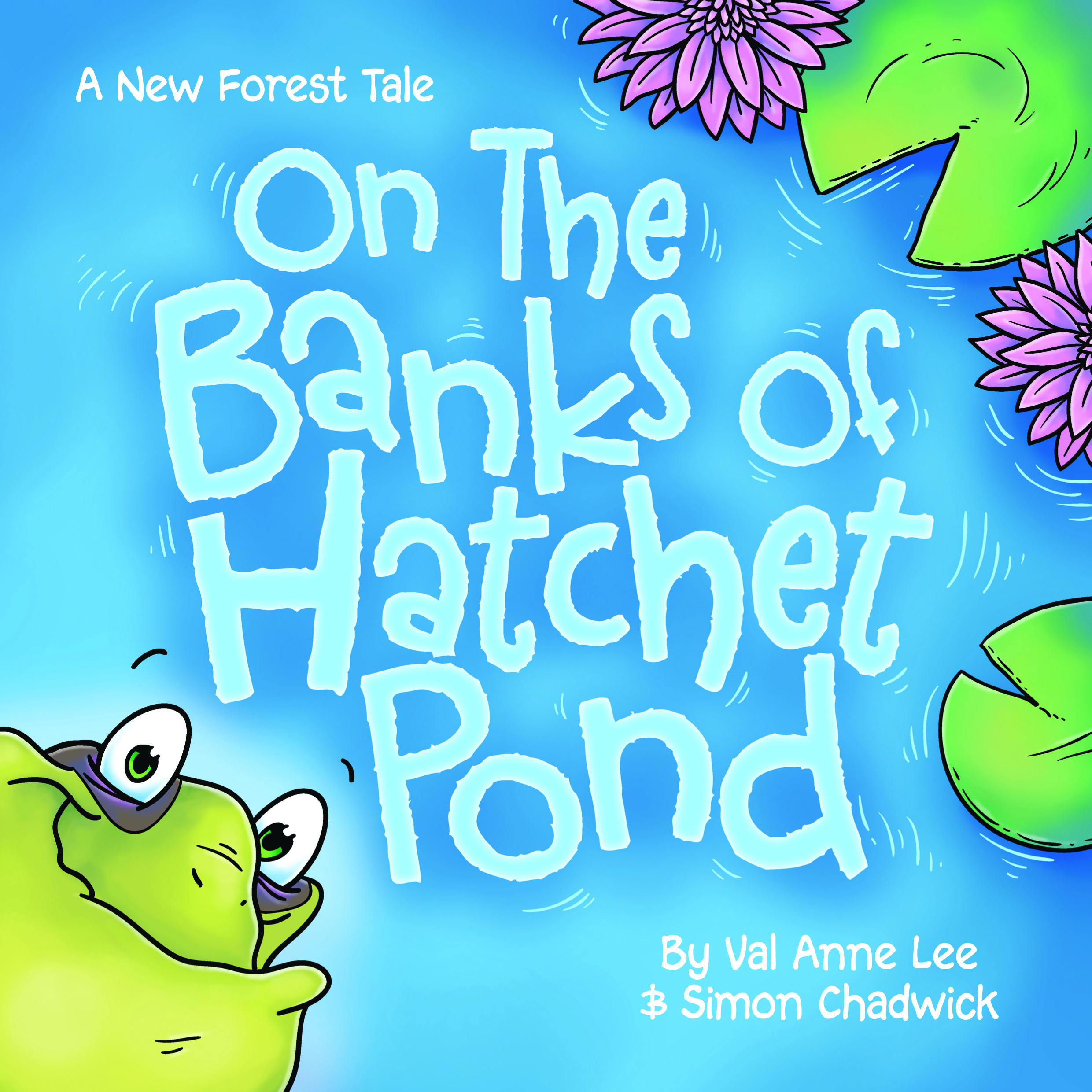Cover for On The Banks Of Hatchet Pond from Ceratopia Books