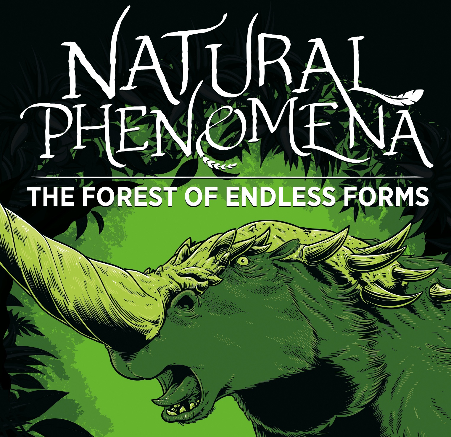 Portion of the Natural Phenomena cover