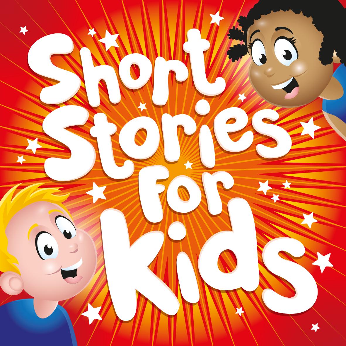 Short Stories For Kids podcast logo