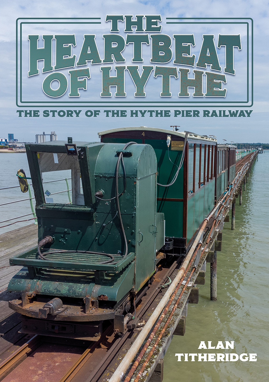 Cover to The Heartbeat Of Hythe