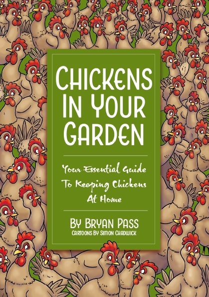 Chickens In Your Garden cover