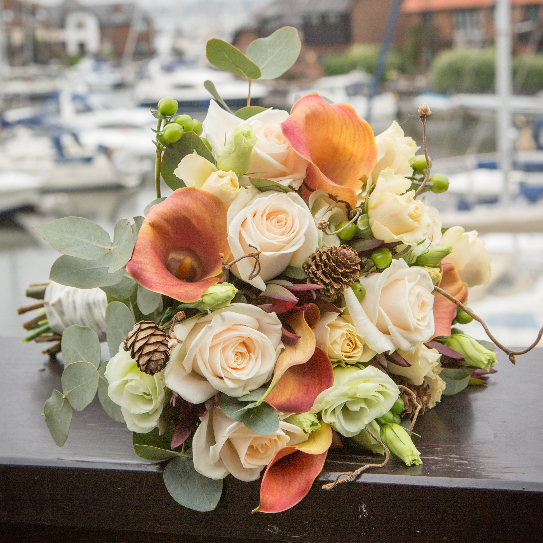 Sandra's Florist bouquet