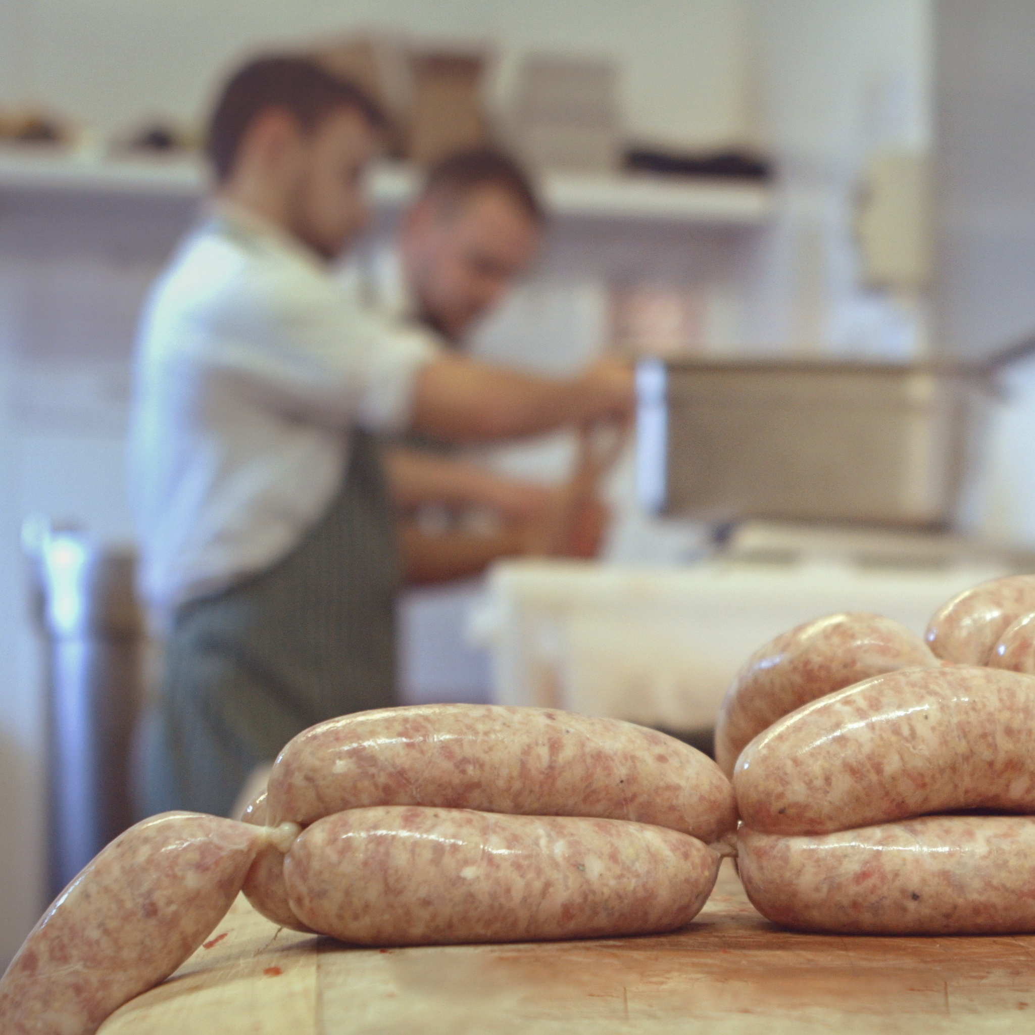 Sargents Butchers sausages
