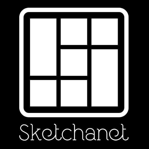 Sketchanet logo