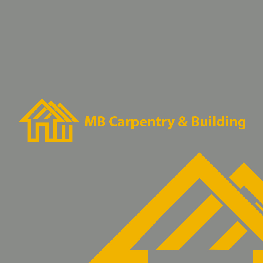 MB Carpentry & Building Logo