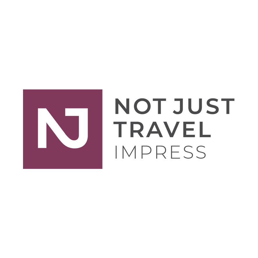 Not Just Travel - Impress Logo