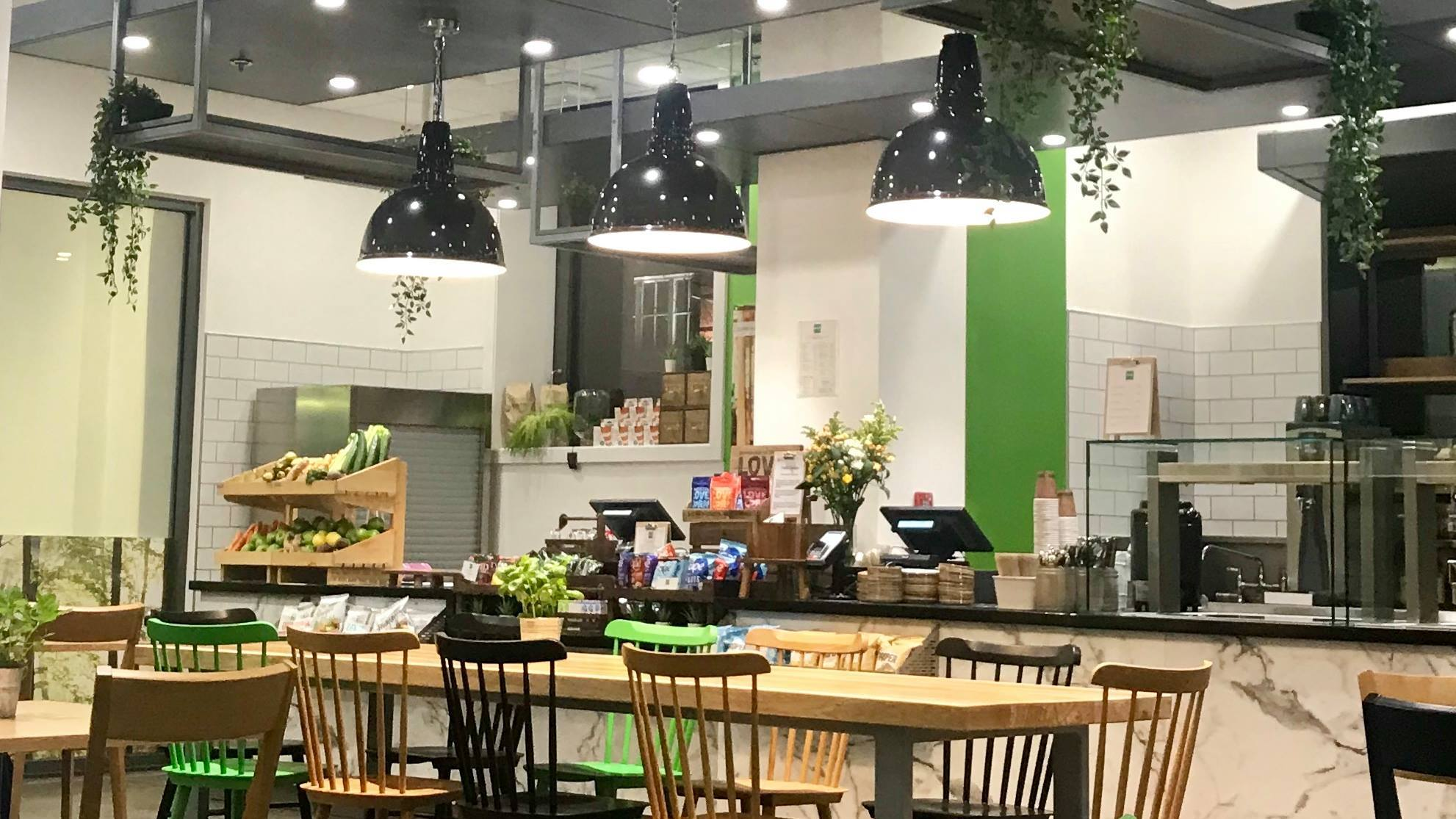 LSE Vegan Café image