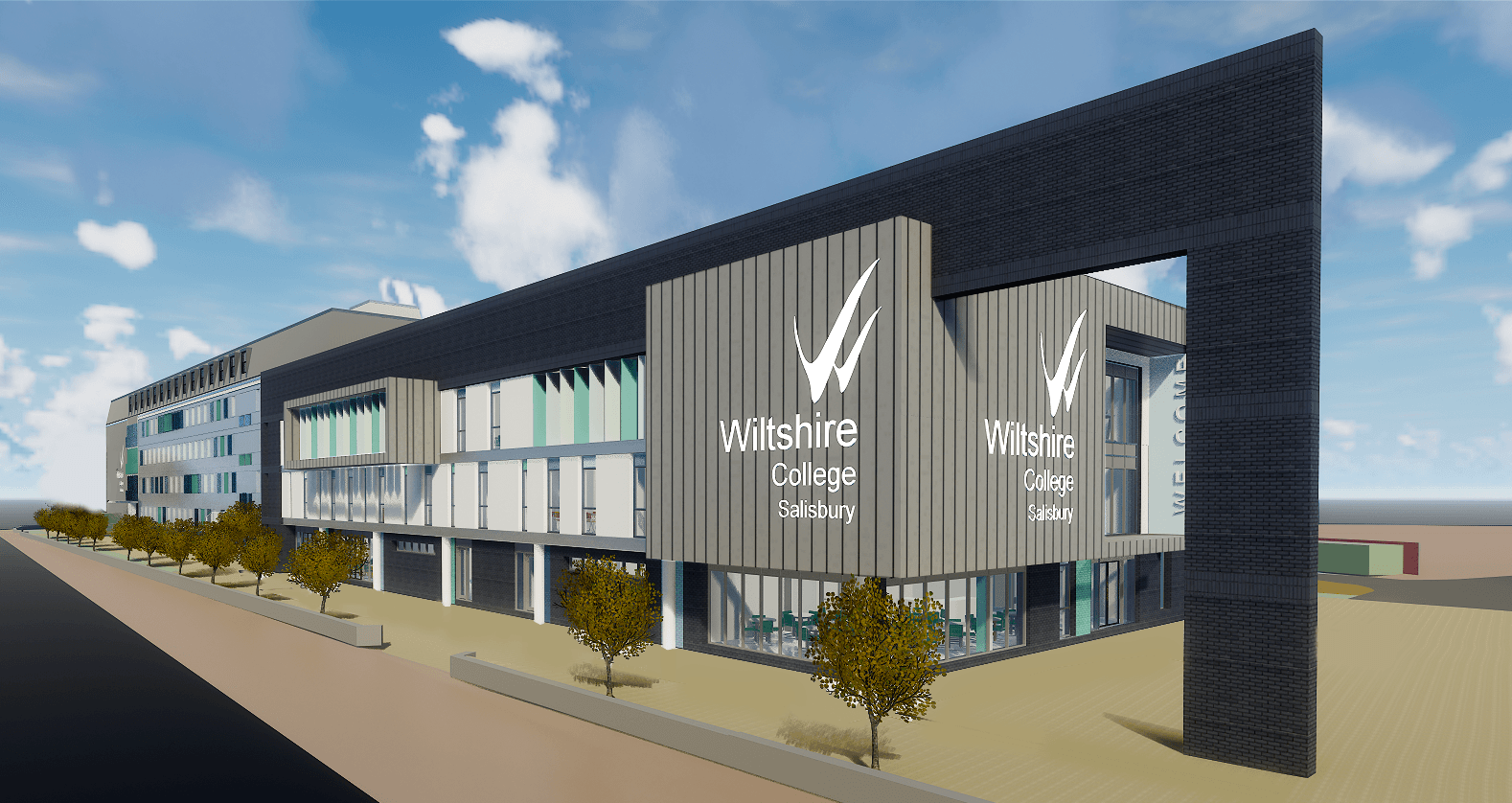 Wiltshire College – Campus Refurbishment image