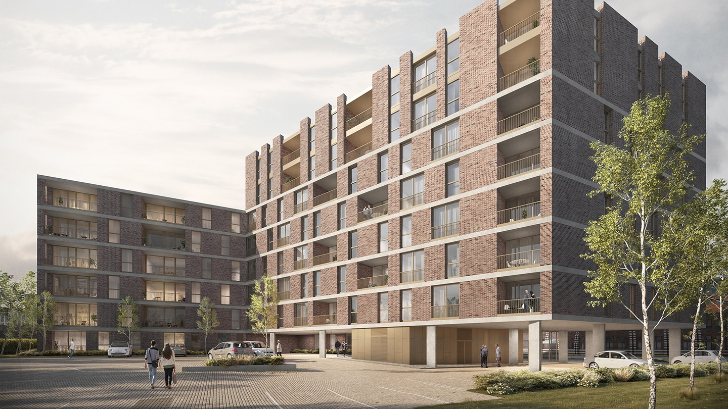 Northgate Square – 98 Apartments image