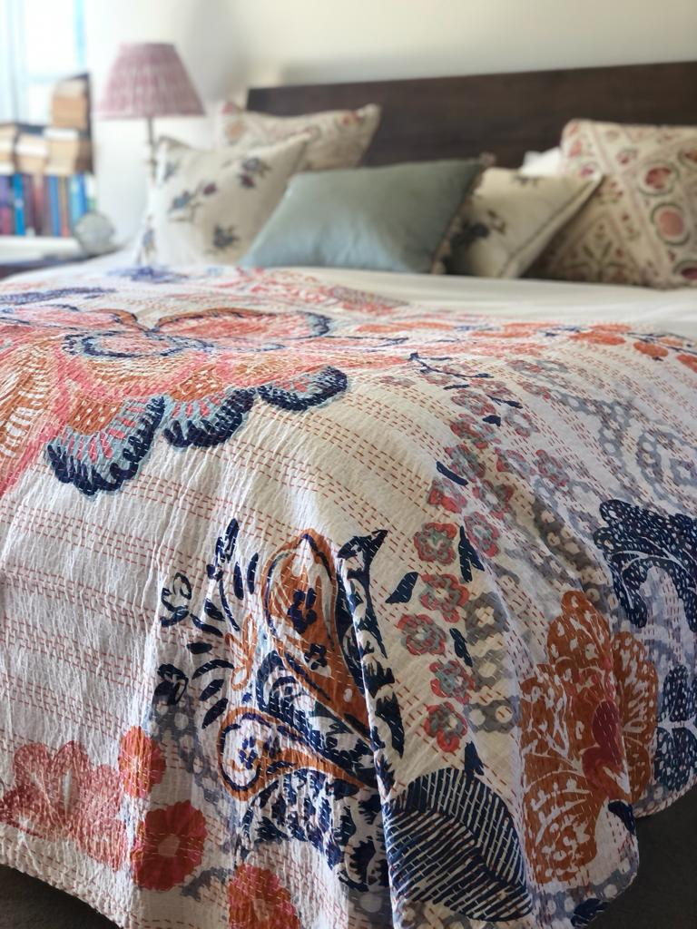 Full Bloom Bedspread - King Size
