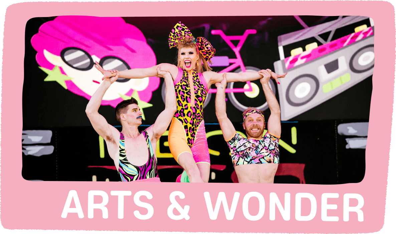 Arts & Wonder
