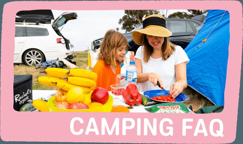 Camping FAQ