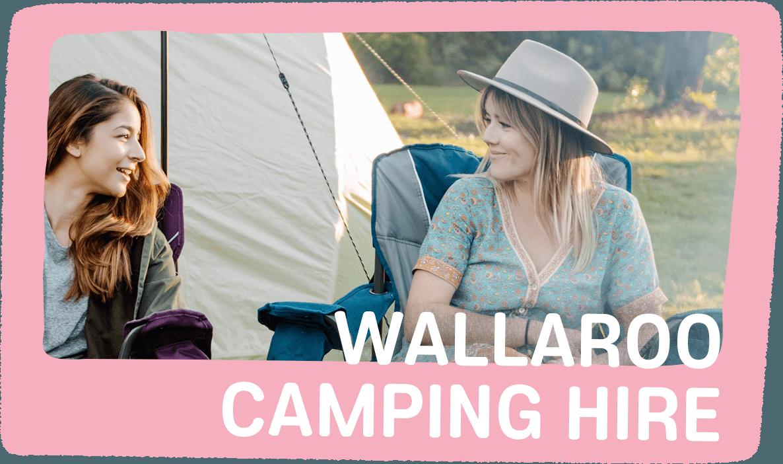 Wallaroo Camping Hire