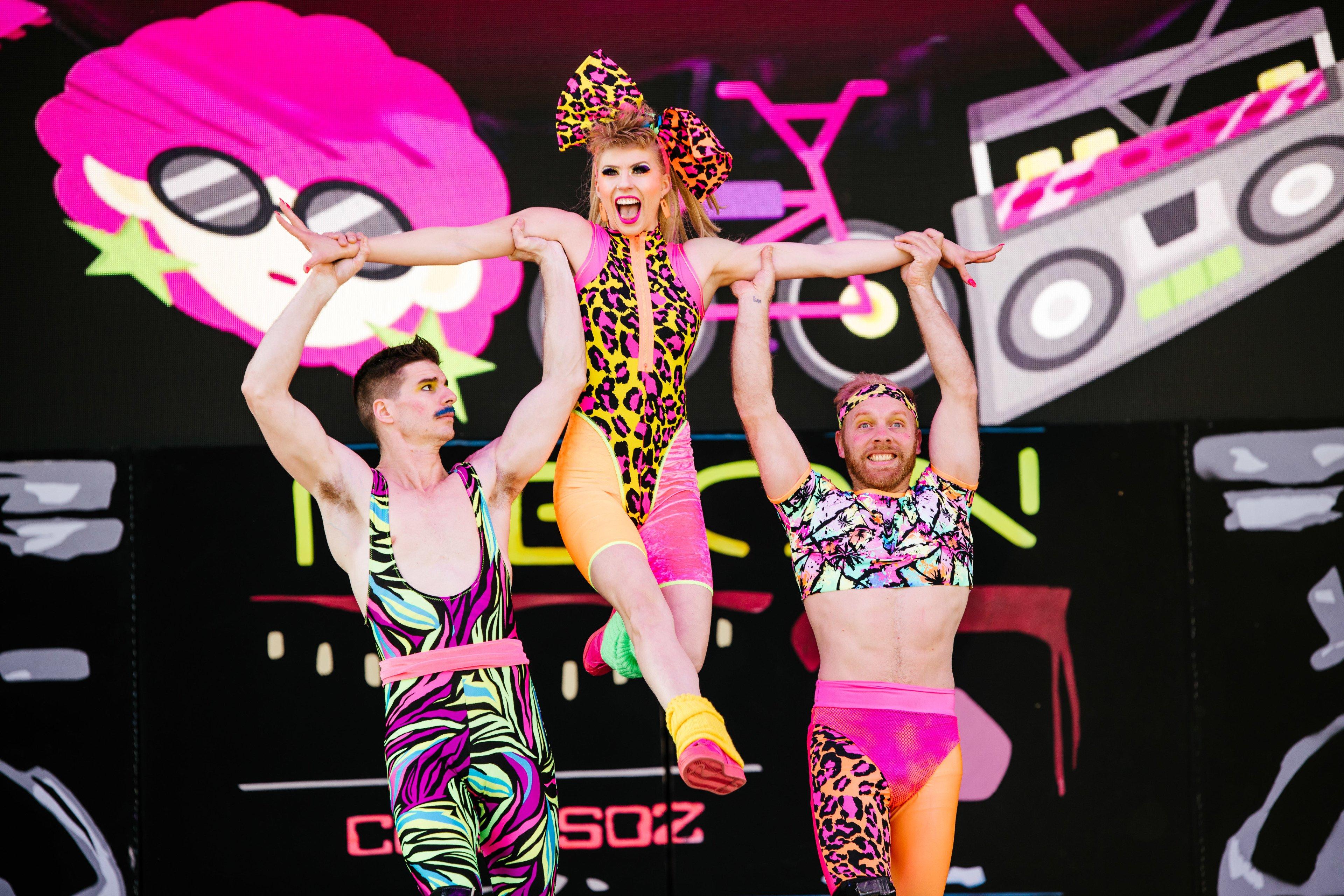 Circus Oz NEON