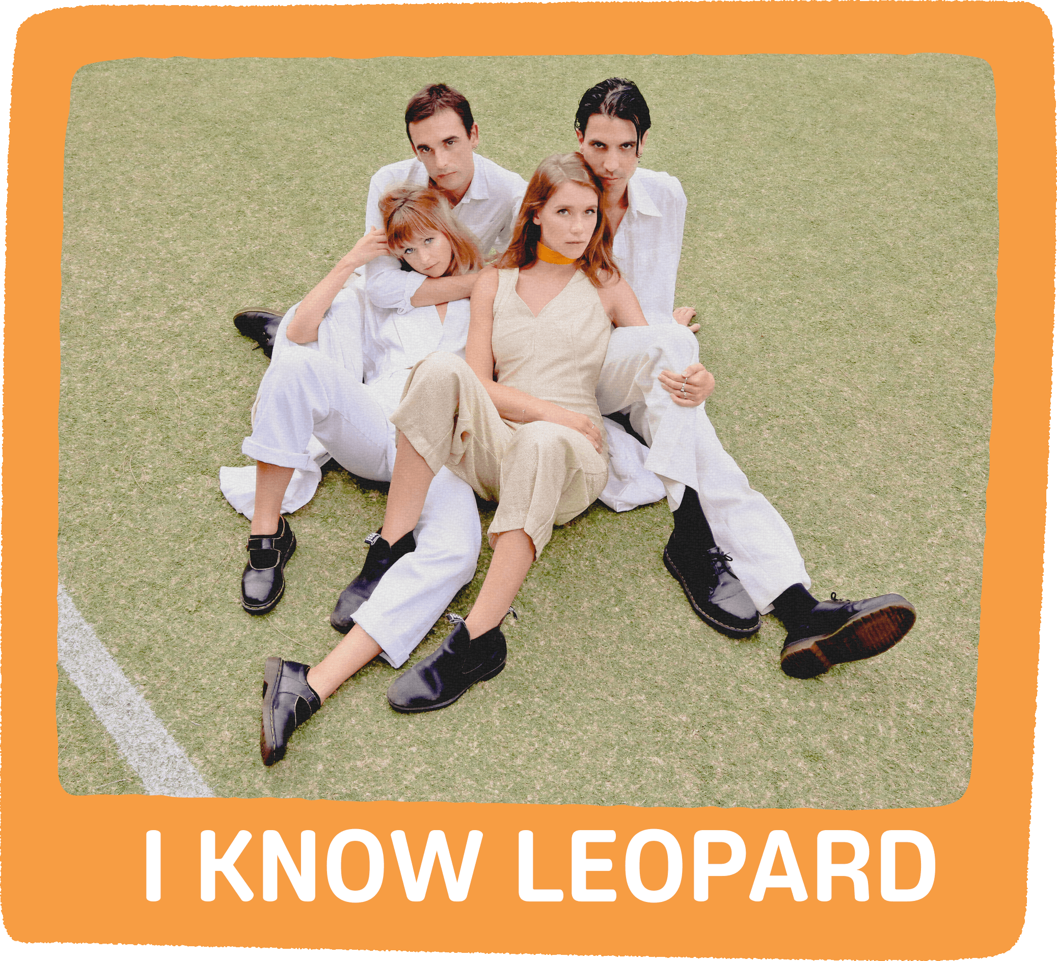 I Know Leopard