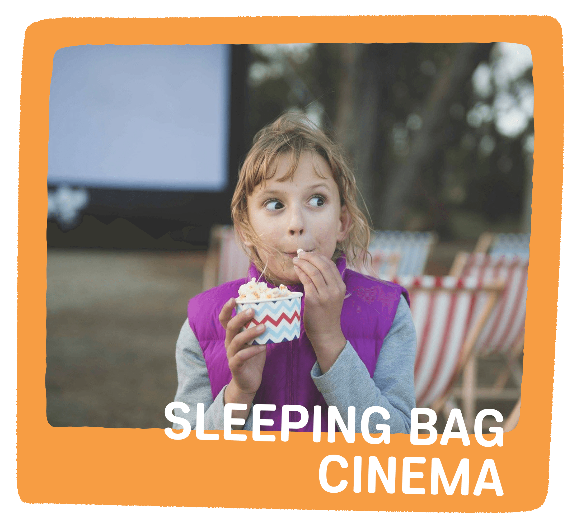 sleeping bag cinema