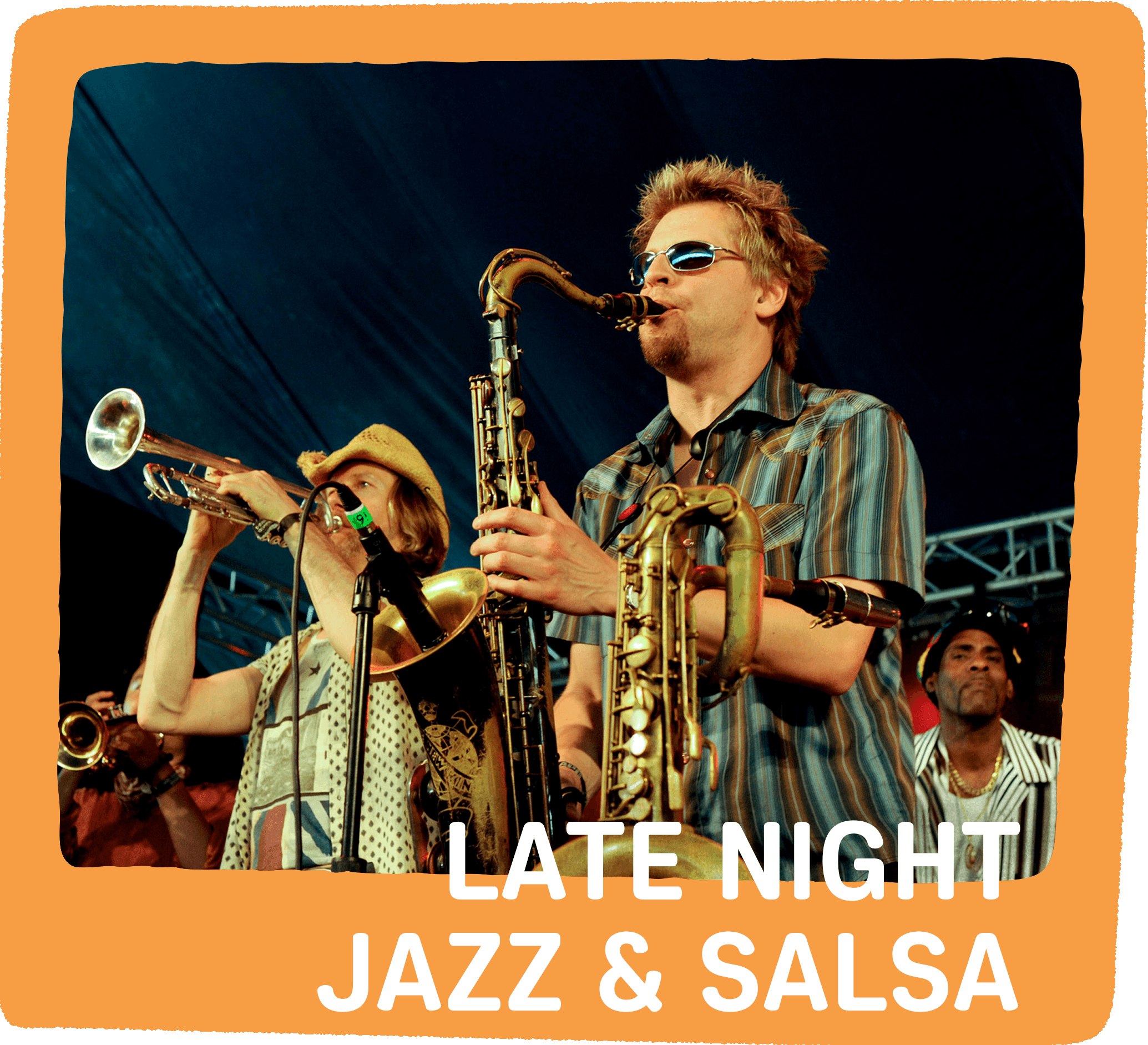 Jazz and Salsa