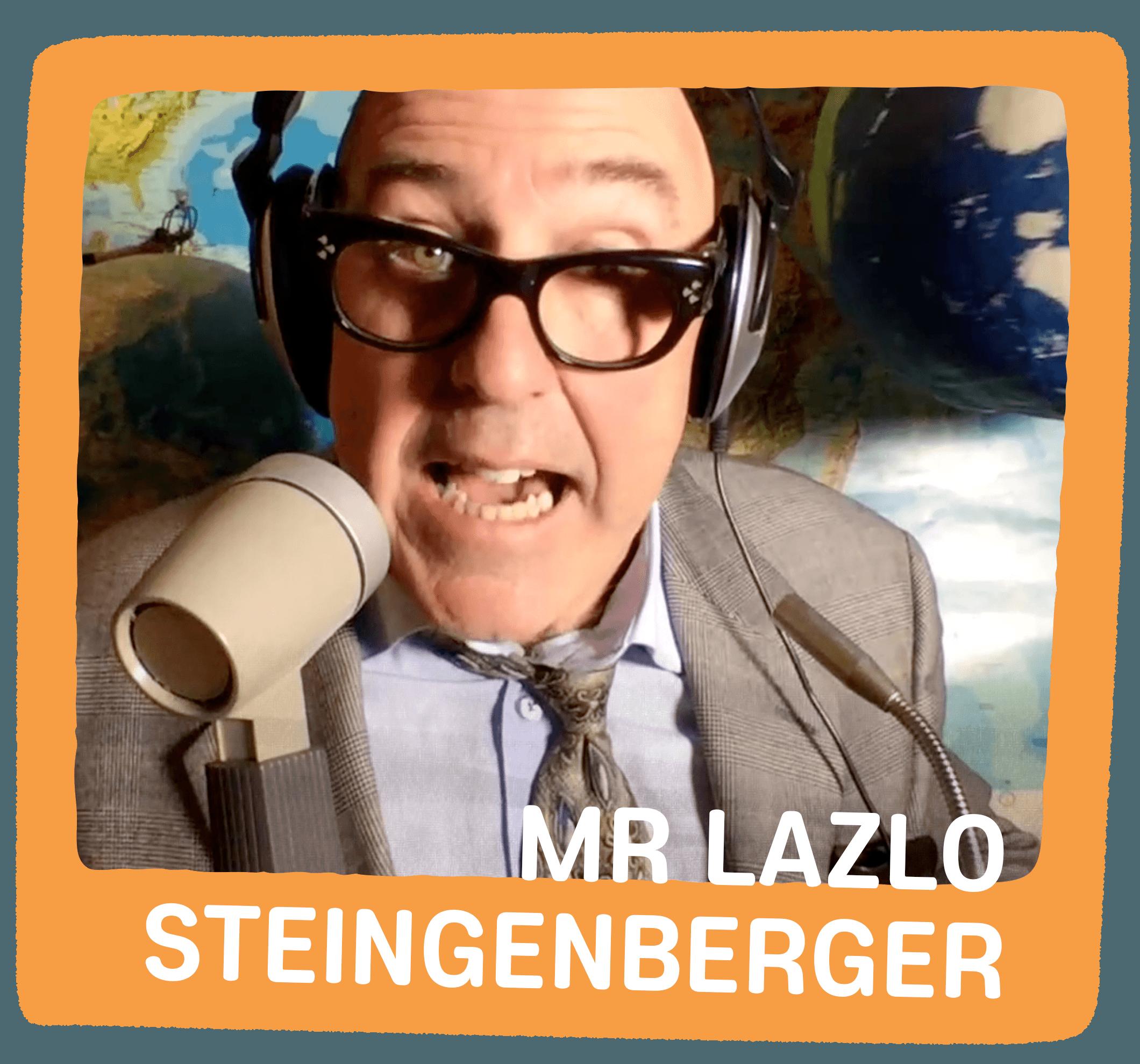 Lazlo Steigenberger