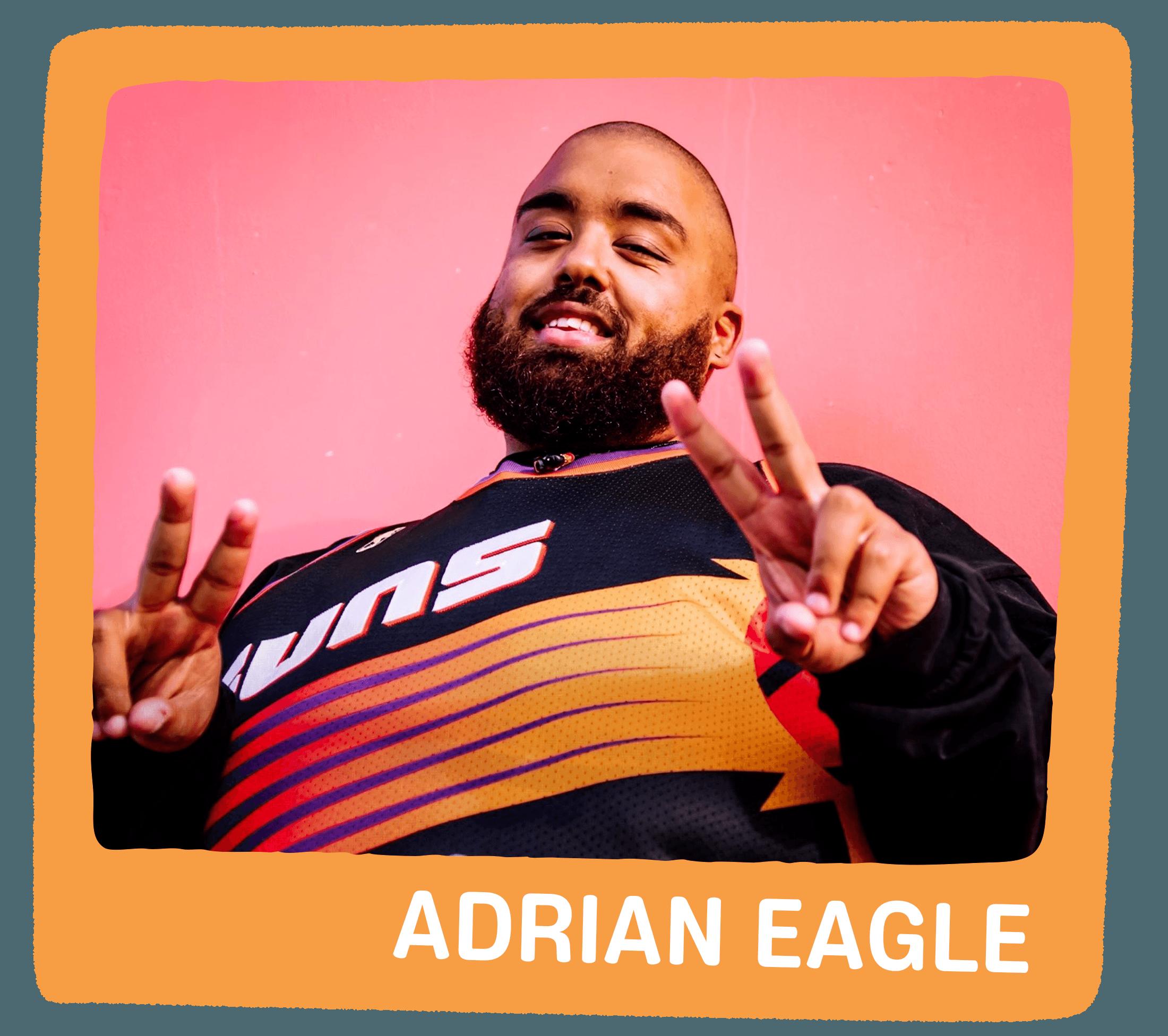 Adrian Eagle