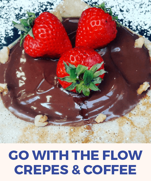 Go With The Flow Crepes & Coffee