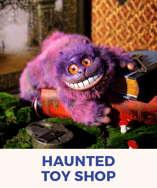 Haunted Toy Shop