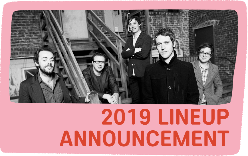 2019 Lineup Announcement