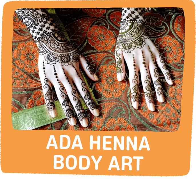 ADA Henna Body Art