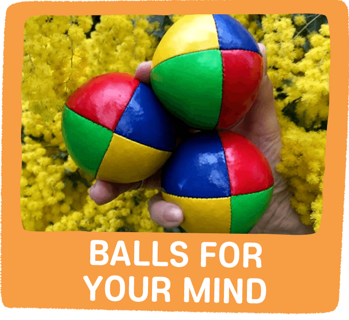 balls for your mind