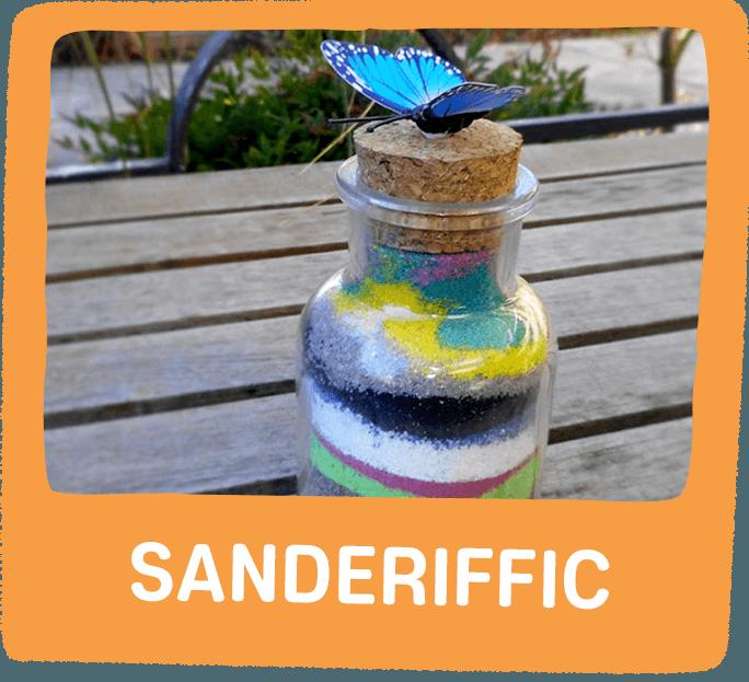 sanderiffic