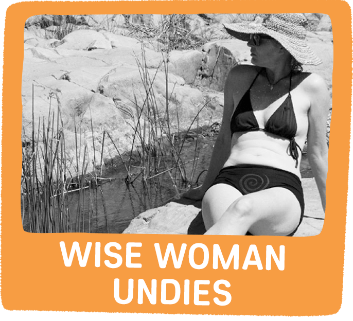 wise woman undies