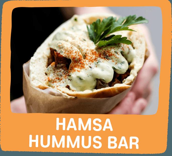 Hamsa Hummus Bar