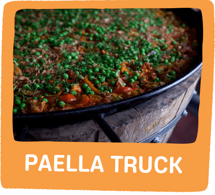 Paella Truck