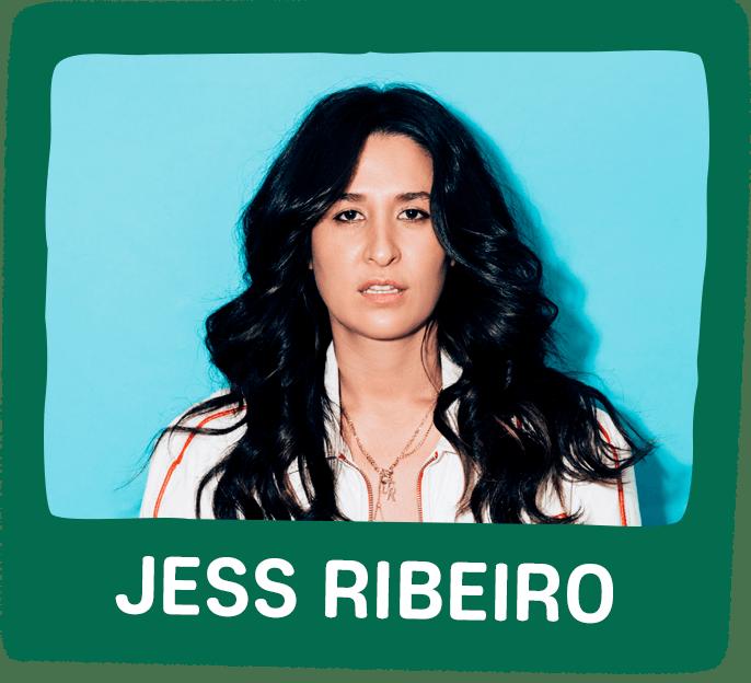 Jess Rebeiro