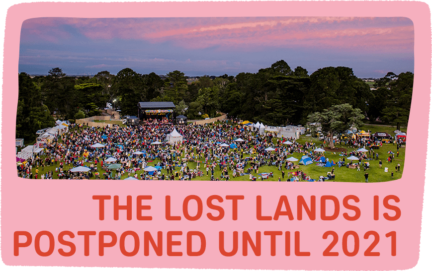 The Lost Lands Festival is Postponed Until 2021