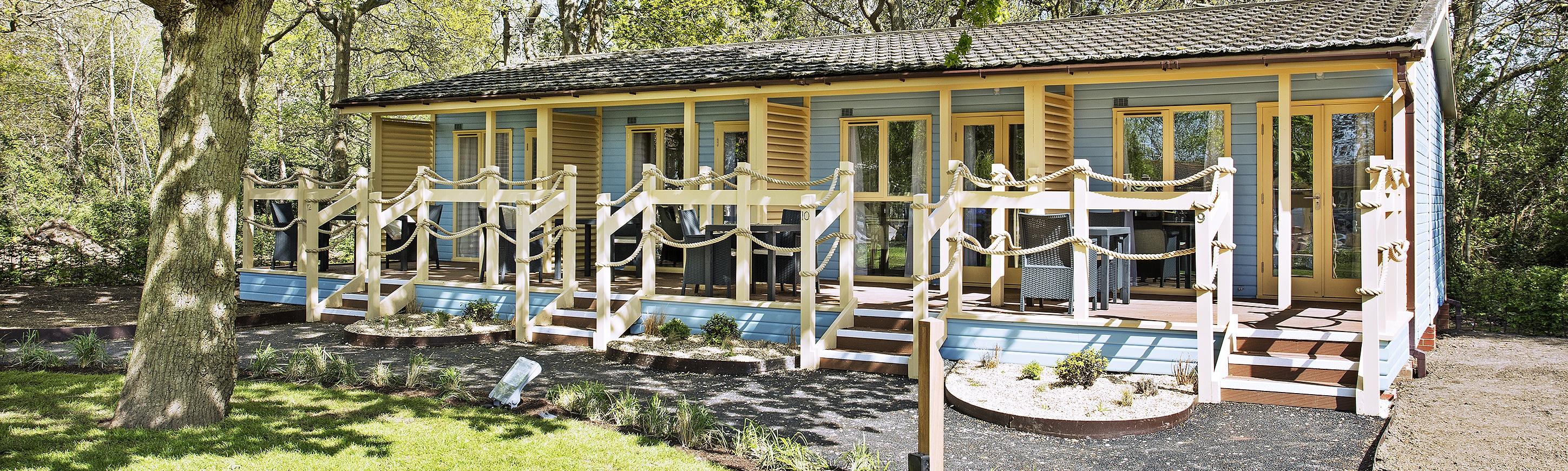 Lakeside Tourist Lodge Upgrade