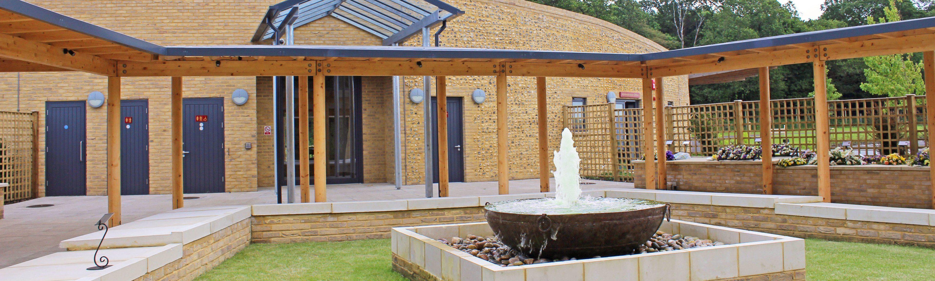The Oaks Crematorium, Havant, Hampshire