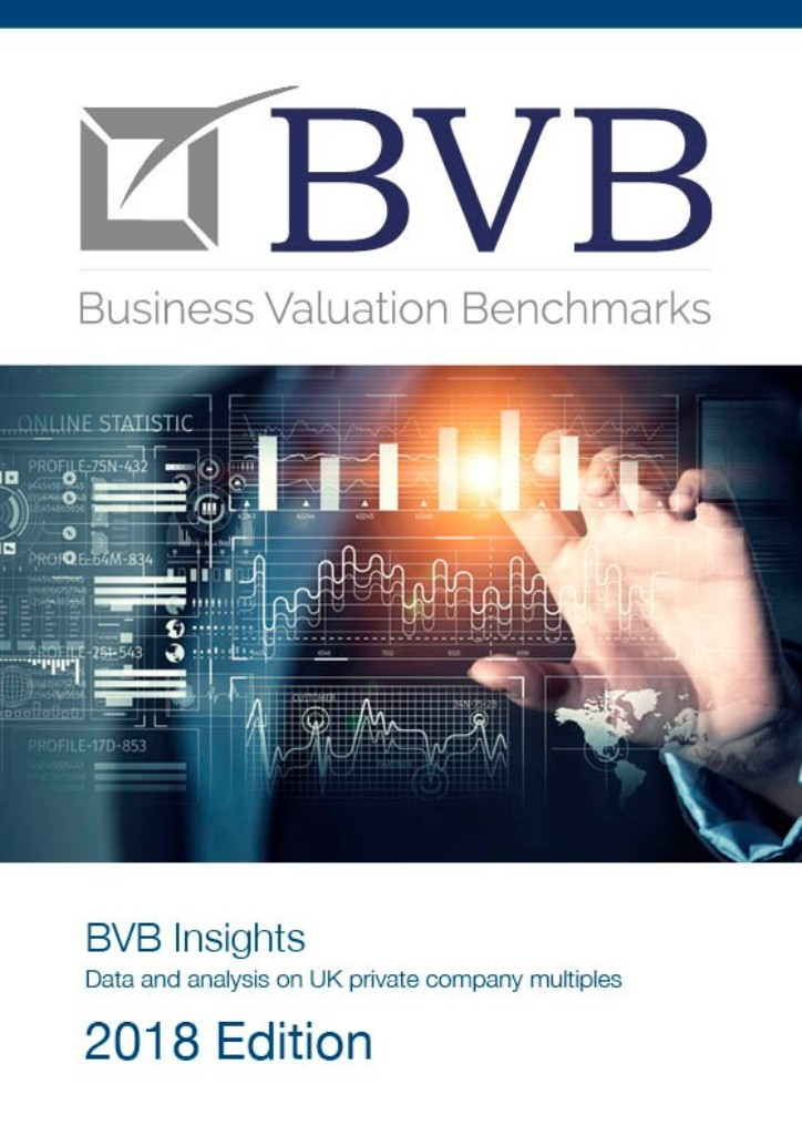 BVB Insights: Data and analysis on UK private company multiples 2013