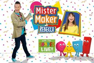 Mister Maker & Rebecca image